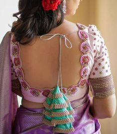 Cutwork Blouse Designs, Simple Blouse Designs, Bridal Blouse Designs, Traditional Blouse Designs, Blouse Simple, Hand Work Blouse Design, Designer Blouse Patterns, Saree Blouse, Blouse Neck