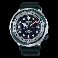 TimeZone : Industry News » N E W M o d e l - Seiko Marine Master Prospex PADI
