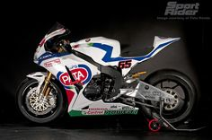 2013 Pata Honda World Superbike