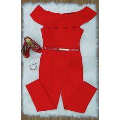 Salopeta eleganta Bonnie - Salopete elegante Trendy Outfits, Rompers, Glamour, Dresses, Fashion, Elegant, Bonn, Fashion Clothes, Vestidos