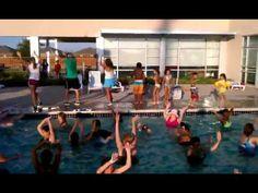 Aqua Zumba - She Bangs - YouTube