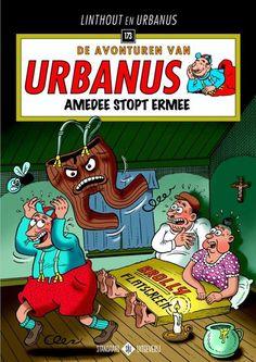 Urbanus 173 - Amedee stopt ermee