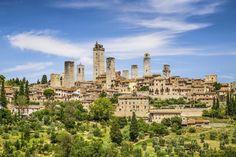 San Gimignano-Olivers Travel's