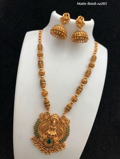 Temple jewellery Available at AnkhJewels for booking what'sapp +919619291911.....