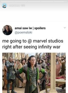 I would never do that!! I would break down the door with thor's hammer and bewitch them with loki's staff, then make them