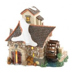 Department 56 - Dickens Village - Brandon Mill | Department 56 Villages, Free Shipping on Dept 56