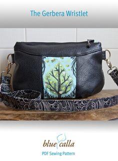 FREE The Gerbera Mini Crossbody Bag - PDF Sewing Pattern