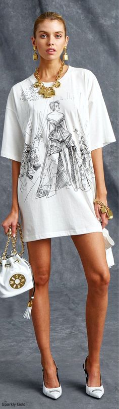 Moschino Resort 2016           SEE NEW BOARD FASHION # 2-   TOO MANY PINS ON THIS BOARD