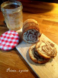cakes en bocaux, super technique qui permet de conserver les gâteaux et de garder le moelleux