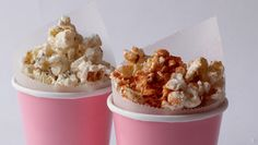 """6 Addicting Recipes for Popcorn - Perfect for setting a """"popcorn bar"""" at a party!"""