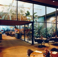 Nut Tree Restaurant, Vacaville California. c. 1960's.