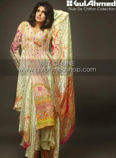 GulAhmed Eid Collection 2012.
