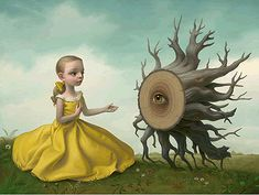 Mark Ryden - King of Pop Surrealism Mark Ryden, Art And Illustration, Arte Lowbrow, Art Pop, Art Amour, Ouvrages D'art, Artwork Images, Art Design, Surreal Art