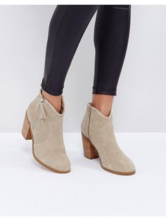 21a1dbe3e57 ASOS ABSOLUTE Suede Chelsea Ankle Boots ( 57) ❤ liked on Polyvore featuring  shoes