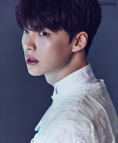 "Ahn Jae Hyun spoke with Arena about being ""greedy"" in his (he threw out a lot of stuff he had collected) and his wonderful wife, Gu Hye Sun. Ahn Jae Hyun, Park Hae Jin, Park Seo Joon, Korean Wave, Korean Star, Korean Men, New Actors, Actors & Actresses, Asian Actors"
