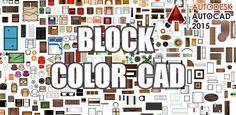 ZENT Design 2D: BLOCK COLOR AutoCAD