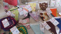 Craft Stalls, Make And Sell, Bunting, Frugal, Gift Wrapping, School, Paper, Crochet, Table
