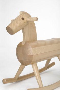 Mokuba the Rocking Horse
