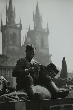 Liberation of Prague