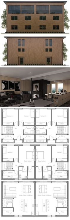 Duplex House Plan
