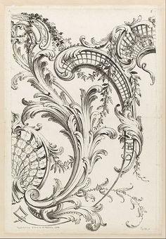 File:Alexis Peyrotte - Shell Cartouches and Acanthus Leaf Motif - Google Art Project.jpg - Wikimedia Commons - Pictify - твоя социальная сеть искусств