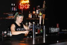 Death Valley Bar is a cool new craft beer bar, owned by Patience Hodgson and John Patterson of Brisbane band The Grates, with a suburban beer garden and permanent food truck Brisbane Bars, Beer Bar, Beer Garden, Bar Drinks, Death Valley, Craft Beer, Concert, Concerts, Festivals