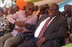 Homa Bay Disappointed With Odinga's Party After Awiti, Kajwang Win