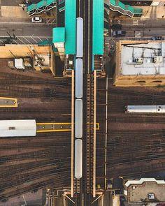 Mit Drohnenfotografie über den Dächern von Chicago - KlonBlog