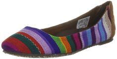 Reef Women's Reef Tropics Slip-On Shoe,Multi/Stripe,8 M US
