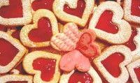 Marmelatlı Kalpli Kurabiye Tarifi