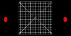 Amsler Grid Eye Test for #maculardegeneration