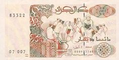 Images Algeria Currency 8758