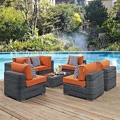 7 Piece Outdoor Furniture