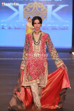 The House of Kamiar Rokni - PFDC L'Oréal Paris Bridal Week 2013 - Entertainment News by EbuzzToday - Entertainment News by EbuzzToday