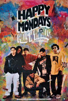 Happy Mondays - Pills 'n' Thrills and Bellyaches, 1990