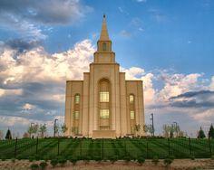 Kansas City Missouri Mormon Temple