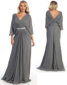 sleeve mother of the bride groom dress formal evening plus size gown church Mother Of The Bride Gown, Mother Of Groom Dresses, Bride Groom Dress, Bride Gowns, Mothers Dresses, Mother Bride, Evening Dresses With Sleeves, Mob Dresses, Pageant Dresses
