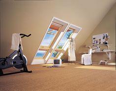 roof windows - Google Search