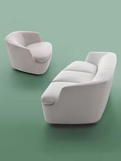 Jasper Morrison: Orla for Cappellini - love the clean lines - wonder if it's comfortable?