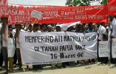 Tak Ada Demokrasi di Papua