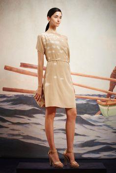 Akris Resort 2013 Fashion Show - Cecilia Mendez