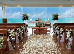 Oceanfront Chapel Our Lady of Guadalupe gran caribe real