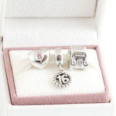 Pandora MOA - Sweet 16 Gift Set, $130.00 (http://www.pandoramoa.com/sweet-16-gift-set/)
