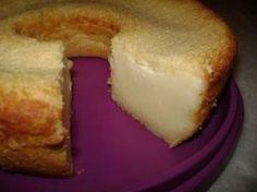 Bolo de queijo de liquidificador