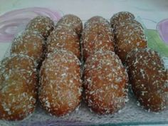 Cape Malay Koeksisters recipe by The Kitchen Girl - Cape Malay Koeksisters recipe by Zoya Pathan posted on 21 Jan 2017 . Recipe has a rating of by - South African Desserts, South African Dishes, South African Recipes, Africa Recipes, Pastry Recipes, Cookie Recipes, Dessert Recipes, Oven Recipes, Donut Recipes
