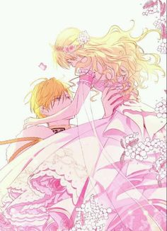 "♡Athanasia and Claude♡ ""Princesa encantadora"" ""Who made me a princess"" Beautiful Anime Girl, Anime Love, Anime Art Girl, Manga Art, Anime Family, Manhwa Manga, Cute Anime Couples, Cartoon Art, Webtoon"