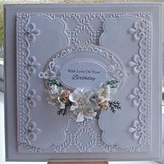 Debbie Stevens Cards | Paper-pastimes (Debbie Stevens) - Georgeous work --! Handmade cards ...