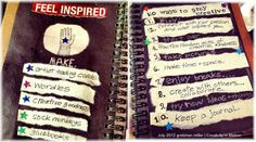 Ways To Stay Creative List- July2012