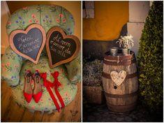 Betania and Fred's 'Rustic Village' Portuguese Wedding. By Fabioazanha
