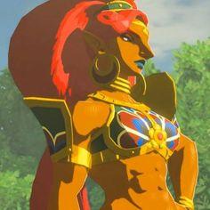 Urbosa http://www.zelda.com/breath-of-the-wild/
